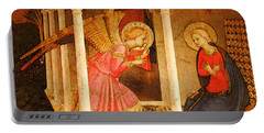 Fra Angelico  Portable Battery Charger by Fra Angelico