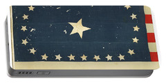 25-star American National Flag Portable Battery Charger