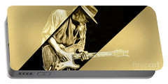 Stevie Ray Vaughan Collection Portable Battery Charger