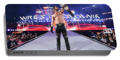 Wrestling Portable Battery Charger
