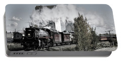 Portable Battery Charger featuring the photograph 2816 At Dewinton by Brad Allen Fine Art