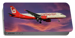 Air Berlin Airbus A320-214 Portable Battery Charger