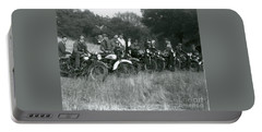1941 Motorcycle Vintage Series Portable Battery Charger