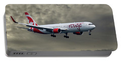 Air Canada Rouge Boeing 767-333 Portable Battery Charger