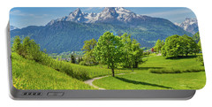 Alpine Beauty Portable Battery Charger by JR Photography