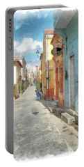 Arzachena Garibaldi Street Portable Battery Charger