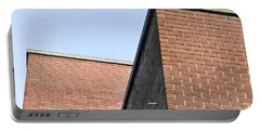 Brick Building Portable Battery Charger