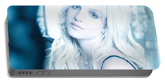 Britney Spears Portable Battery Charger