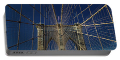 Brooklyn Bridge Portable Battery Charger