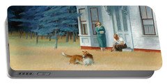 Cape Cod Evening Portable Battery Charger