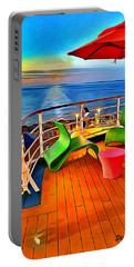Carnival Pride Deck Portable Battery Charger