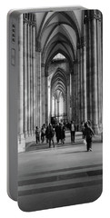 Cathedral Portable Battery Charger