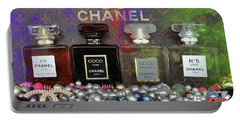 Chanel  Abstract Portable Battery Charger