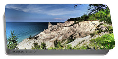 Chimney Bluffs Portable Battery Charger
