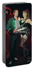 Circus Performers Portable Battery Charger