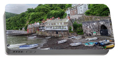 Clovelly - England Portable Battery Charger