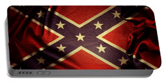 Confederate Flag 6 Portable Battery Charger