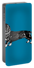 Dachshund Collection Portable Battery Charger