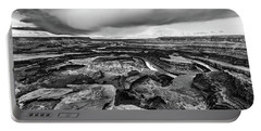 Portable Battery Charger featuring the photograph Dead Horse Point by Jay Stockhaus