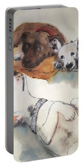 Dogs Dogs  Dogs Album Portable Battery Charger