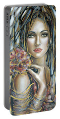 Drama Queen 301109 Portable Battery Charger by Selena Boron
