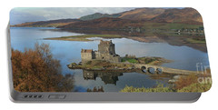 Eilean Donan Castle - Panorama Portable Battery Charger