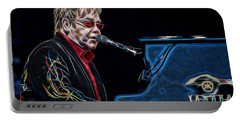 Elton John Collection Portable Battery Charger