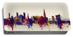 Exeter England Skyline Portable Battery Charger
