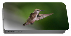 Female Ruby Throated Hummingbird Portable Battery Charger