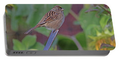 Golden-crowned Sparrow Portable Battery Charger