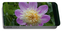 Golden Gate Park Dahlia Portable Battery Charger