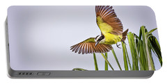 Great Crested Flycatcher Portable Battery Charger