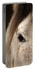 Horse Portrait Portable Battery Charger