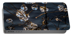 Ice Art Portable Battery Charger