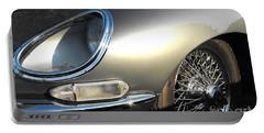 Jaguar E-type Portable Battery Charger