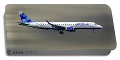 Jetblue Airways Embraer Erj-190ar Portable Battery Charger