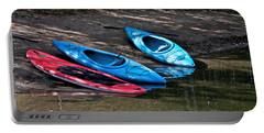 3 Kayaks Portable Battery Charger