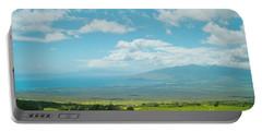 Kula Maui Hawaii Portable Battery Charger by Sharon Mau
