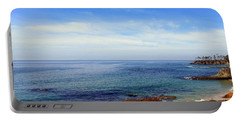 Laguna Beach California Portable Battery Charger
