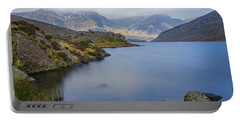 Llyn Ogwen  Portable Battery Charger by Ian Mitchell