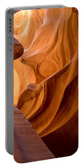 Lower Antelope Canyon Navajo Tribal Park #4 Portable Battery Charger