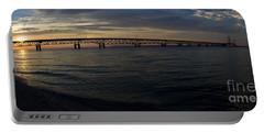 Mackinac Bridge Portable Battery Charger