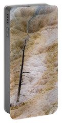 Mammoth Hot Spring Terraces Portable Battery Charger