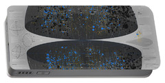 Map Of The Entire Universe Superclusters And Voids Portable Battery Charger