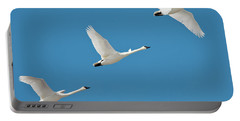 3 Montana Swans Portable Battery Charger