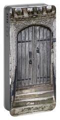 Old Doorway Portable Battery Charger