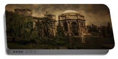 Portable Battery Charger featuring the photograph Palace Of Fine Arts by Ryan Photography