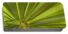 Palm Leaf Portable Battery Charger