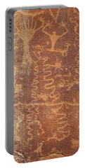 Petroglyph - Fremont Indian Portable Battery Charger