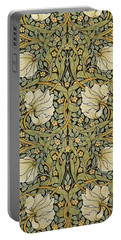 Pimpernel Portable Battery Charger by William Morris